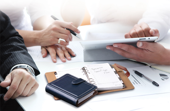Место в бизнес-классе: деловые аксессуары, сезон 2014−2015