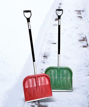 Снег на голову, или коротко о снегоуборочном инвентаре