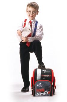 Рюкзаки, ранцы, пеналы — индивидуальность, практичность, коллекционный подход